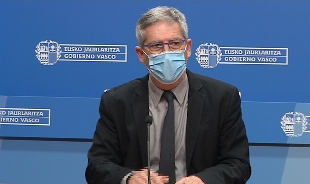 Covid: País Vasco pone las mutuas a disposición de Osakidetza para vacunar