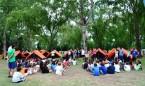 Covid-19: rebrote en un campamento de verano de Soria, con ocho positivos