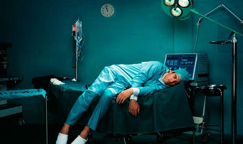 Covid: los sanitarios sufren 4 veces más insomnio que la población general