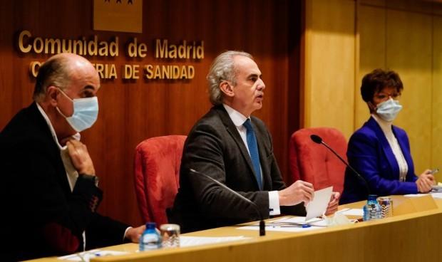 Covid tercera ola: Madrid retoma el