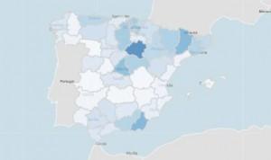Covid: dos provincias rozan la nueva normalidad y una, en riesgo extremo