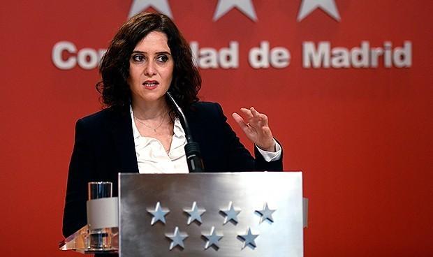 Madrid firma un acuerdo con Farmacia y Odontología para hacer test Covid