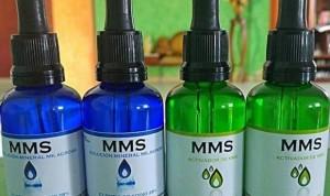 """Covid: Toxicología alerta de que el MMS de los negacionistas es """"tóxico"""""""