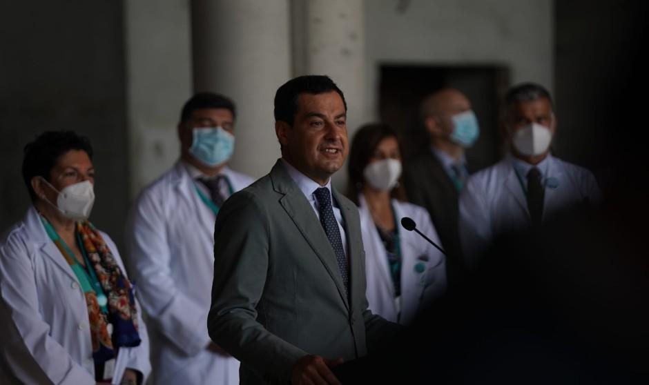 Ultimátum andaluz a Sanidad para vacunar a menores de 60 con Astrazeneca