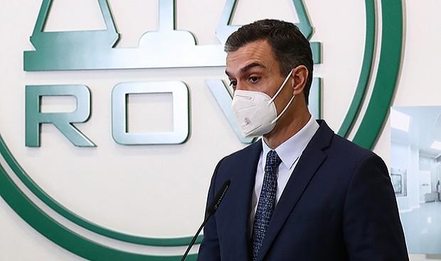"""""""Es un orgullo para España que Rovi fabrique una de las primeras vacunas"""""""