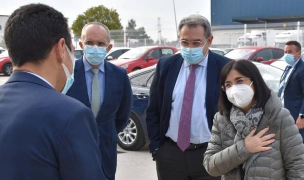 Vacuna Covid Pfizer: 1,7 millones semanales a España desde el 26 de abril