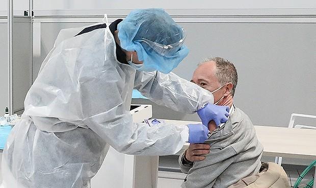 España vacunó de Covid a 708.534 personas en Semana Santa