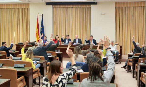 Crece la 'familia sanitaria' del Congreso de los Diputados
