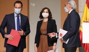 """Crisis PP-C's en Madrid: del """"no afectará a Sanidad"""" al """"vacunas, no urnas"""""""
