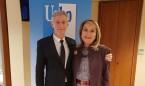Cristina Contel, reelegida vicepresidenta primera de la UEHP