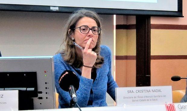 Cristina Nadal, nueva directora de Planificación de la Consejería de Salud