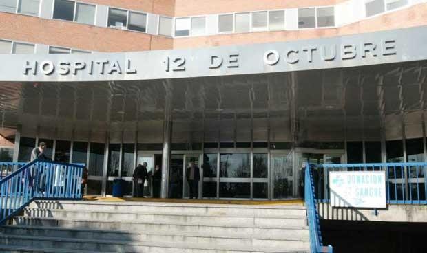 Cristina Sánchez Jiménez, subdirectora de Enfermería del 12 de Octubre