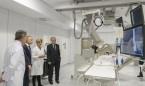Cruces estrena un angiógrafo que reduce la exposición del profesional