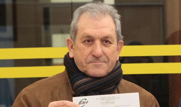 CSIF le echa un capote a López de la Rica