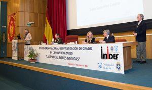 CTO participa en el XIV Congreso de Investigación en Ciencias de la Salud