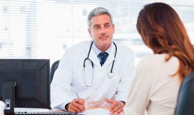 ¿Cuál es la mejor manera de que el médico termine la consulta?