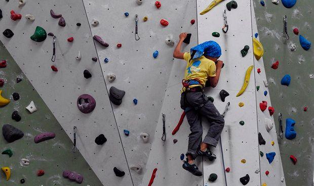 Cuando la escalada se convierte en una terapia de salud mental