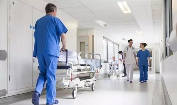 """Cuando pase el coronavirus, """"acuérdate de que los sanitarios estuvimos ahí"""""""