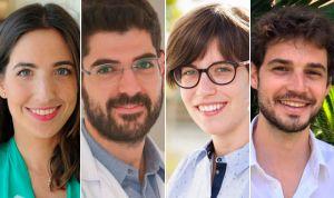 Cuatro caras sanitarias entre los jóvenes españoles más influyentes