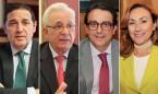 Cuatro consejeros, en el Encuentro de Altos Cargos de Sanitaria 2000