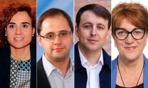 Cuatro españoles entran a la Comisión de Sanidad de la Eurocámara