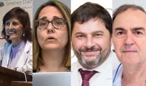 Cuatro hematólogos figuran en la lista Forbes de los 100 mejores médicos