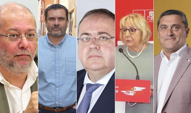 Cuatro médicos y un enfermero, diputados de la sanidad en Castilla y León
