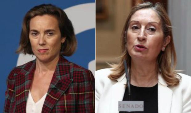 Dos mujeres con perfil sanitario que ganan peso en la estructura del Partido Popular