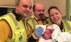 Da a luz a su tercer bebé a 500 metros del Hospital 12 de Octubre
