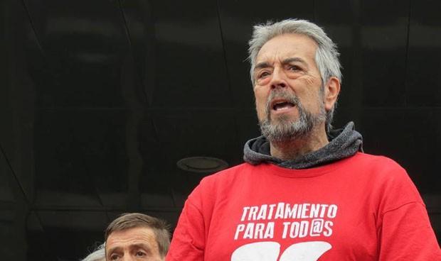 Damián Caballero, nuevo presidente de los pacientes con Hepatitis C
