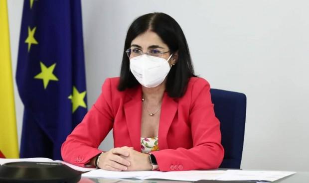 """Darias frena a su Gobierno: """"No está en agenda"""" traspasar el MIR a Cataluña"""