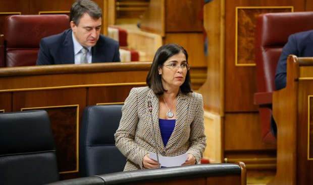 Darias no explicará en el Congreso la transferencia del MIR a Cataluña