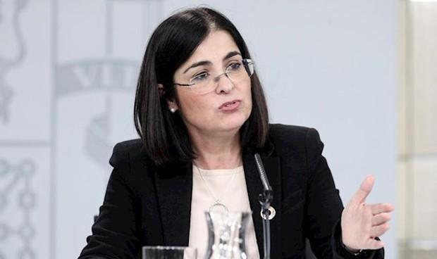 Darias participa en la reunión de ministros de Salud del G20 en Roma