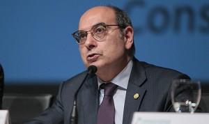 Darpón dimitió dejando sin firmar el pago de los complementos salariales