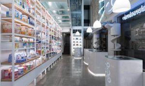 De Burriana a Times Square: el diseño innovador llega a la farmacia