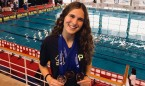De enfermera de quirófano del Infanta Sofía a lograr 3 medallas en natación