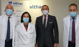 De la Torre y su equipo se incorporan a la Unidad de Neurocirugía de Vithas