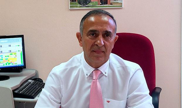 De los Mozos, nuevo director de Enfermería del Hospital El Bierzo