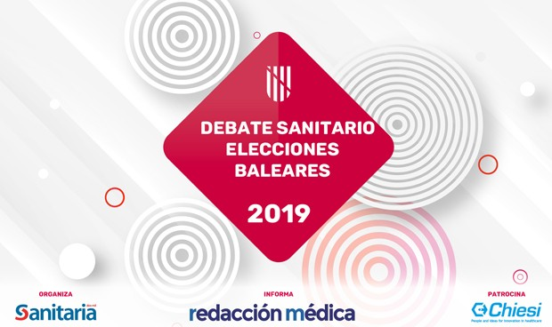 Debate electoral 26-M Islas Baleares y Sanidad: en directo a las 16 horas