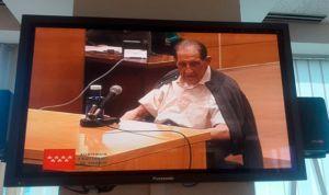 """Declara el primer médico español juzgado por robo de bebés: """"No me acuerdo"""""""