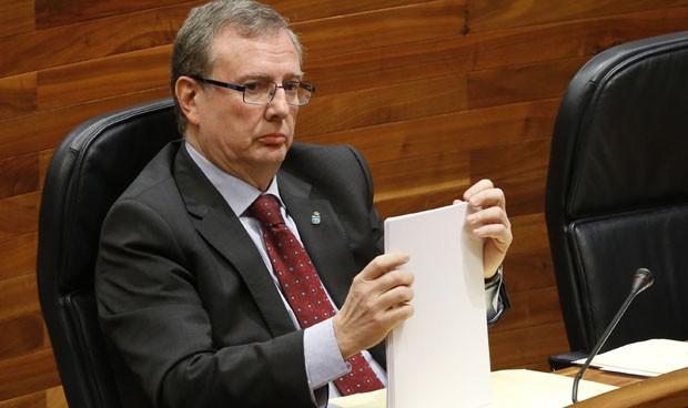 """Del Busto desvelará """"en 2 o 3 meses"""" su plan para fusionar áreas sanitarias"""