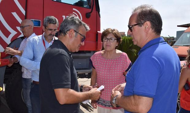 Denia ofrece sus recursos sanitarios a Jávea, asediada por el fuego