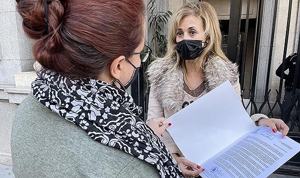 La denuncia a Pérez Raya por machista ya está en manos de Irene Montero