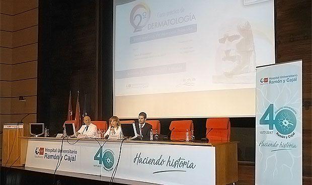 Dermatología del Hospital Ramón y Cajal forma a médicos de Familia