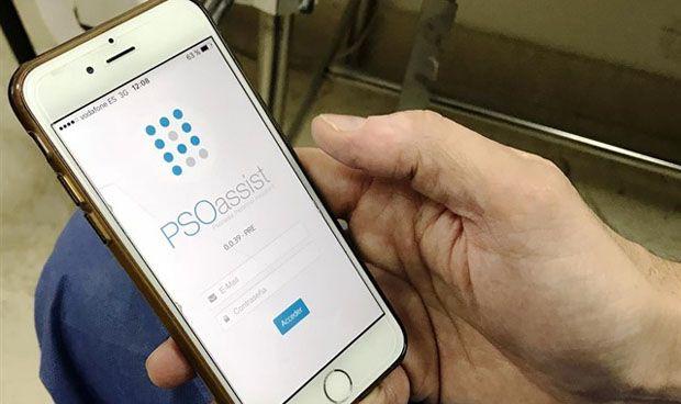 Dermatología del Macarena implanta una app para el seguimiento de psoriasis