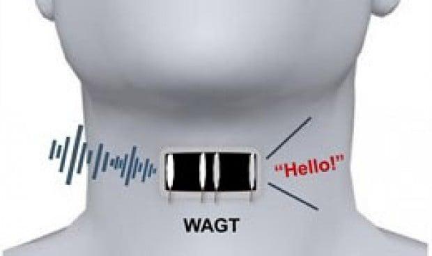 Desarrollan un tatuaje que transforma movimientos de la garganta en sonidos