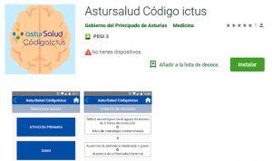 Desarrollan una app española que es capaz de identificar un código ictus