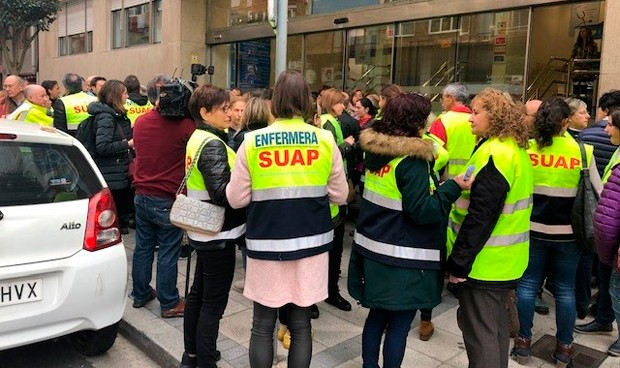 Desconvocada la huelga en los servicios de Urgencias de Atención Primaria