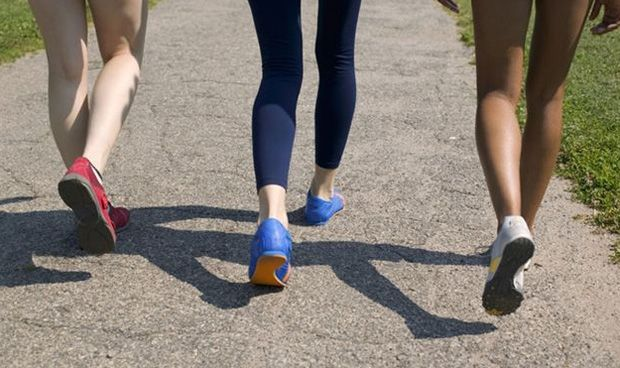 Descubierta la beneficiosa relaci�n entre andar y la salud cerebral