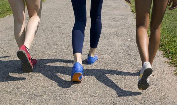 Descubierta la beneficiosa relación entre andar y la salud cerebral